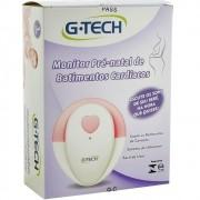 Monitor Pré-natal de Batimentos Cardíacos Doppler -  G-TECH