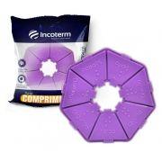 Porta Comprimidos Básico Lilás - INCOTERM