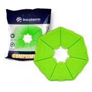 Porta Comprimidos Básico Verde Limão- INCOTERM