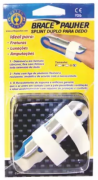 Splint Duplo Para Dedo - P - BRACE AC446 - ORTHO PAUHER
