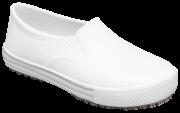 Tênis Works Antiderrapante branco (Tamanho 36) - SOFT WORK