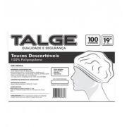 Touca Descartável (Pacote c/ 100 Unidades) - TALGE