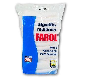 Algodão Multiuso 50g - FAROL