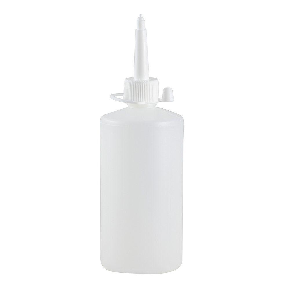 Almotolia Plástica Transparente 500 ml Bico Reto - TAYLOR