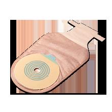 Bolsa de Colostomia c/ Carvão Ativado 60 mm (Com Clamp) - VITAL MEDICAL