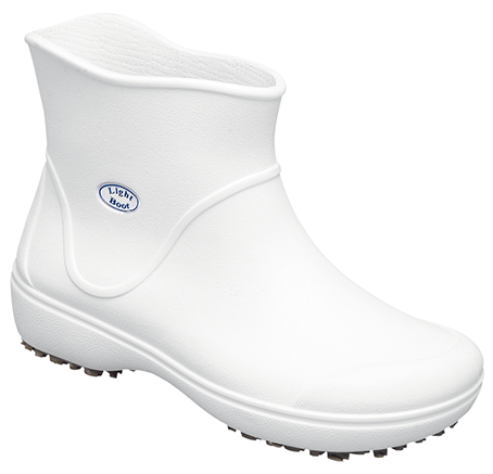 Bota Light Boot Branca (Tamanho 37) - SOFT WORK