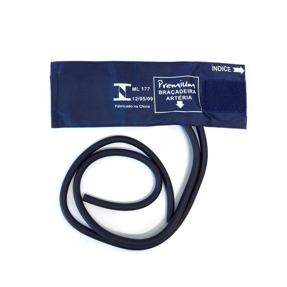 Braçadeira Infantil de Nylon c/ Velcro (1-7 anos) - PREMIUM