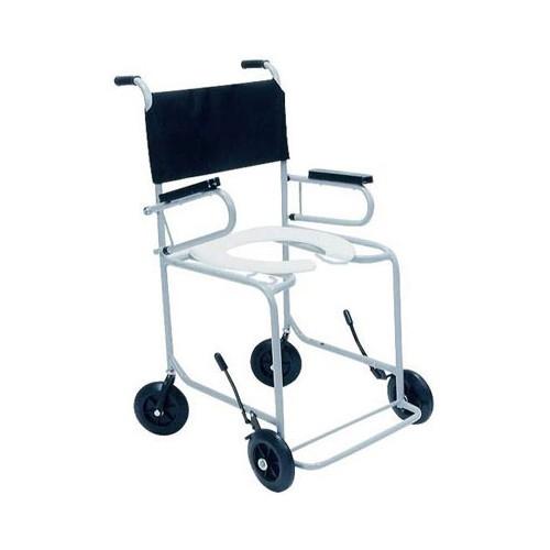 Cadeira de Banho Escamoteável Encaixe p/ Comadre Modelo 201 -  CDS