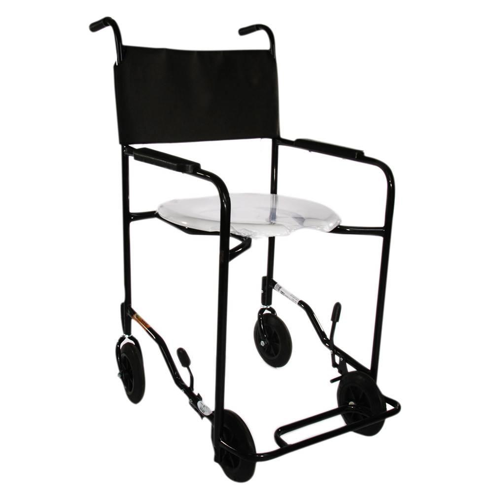 Cadeira de Banho 201 (Preta) - CDS