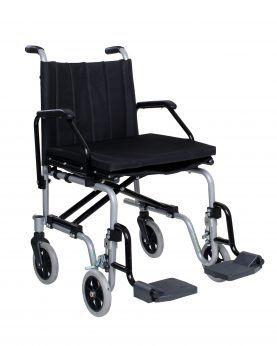 Cadeira de rodas Modelo Transit Nesflon 40 cm - CDS