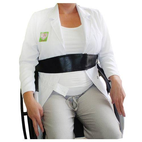 Cinto de Segurança Abdominal P/ Cadeira de Roda - JAGUARIBE