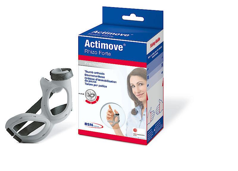 Imobilizador de Polegar Actimove® Rhizo Forte (Médio) Direito - BSN MEDICAL