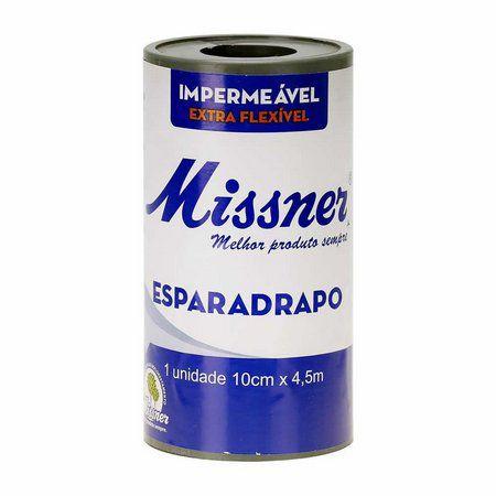 Esparadrapo 10 X 4,5 - MISSNER