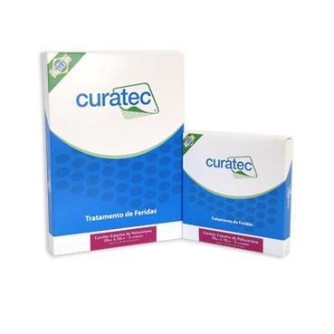 Espuma de Poliuretano 6X7cm (Traqueostomia Infantil)  Caixa C / 10 Unidades - CURATEC
