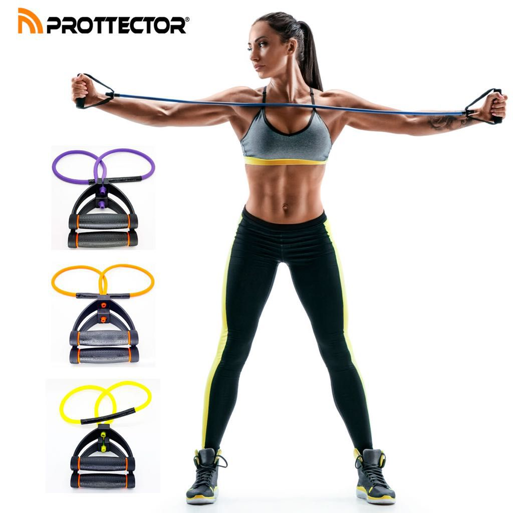 Extensor - Pro (Amarelo - Leve) - PROTTECTOR