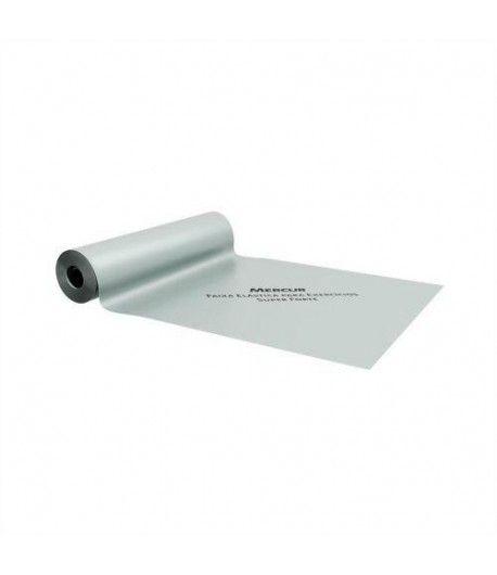 Faixa Elástica P/ Exercícios Prata (Super Forte) - MERCUR