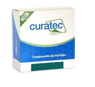 Filme Transparente Estéril 9 X 10 C/ Moldura e C/ Fenestra Caixa 50 c/ unidades - CURATEC