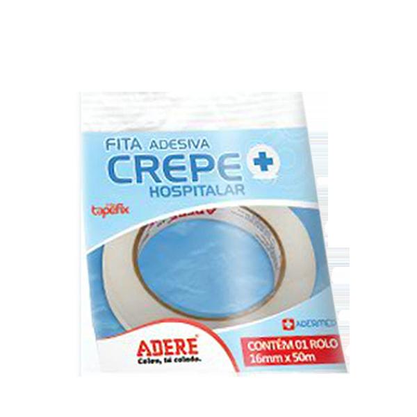 Fita Adesiva Hospitalar Crepe 19mm x 50mm - ADERE