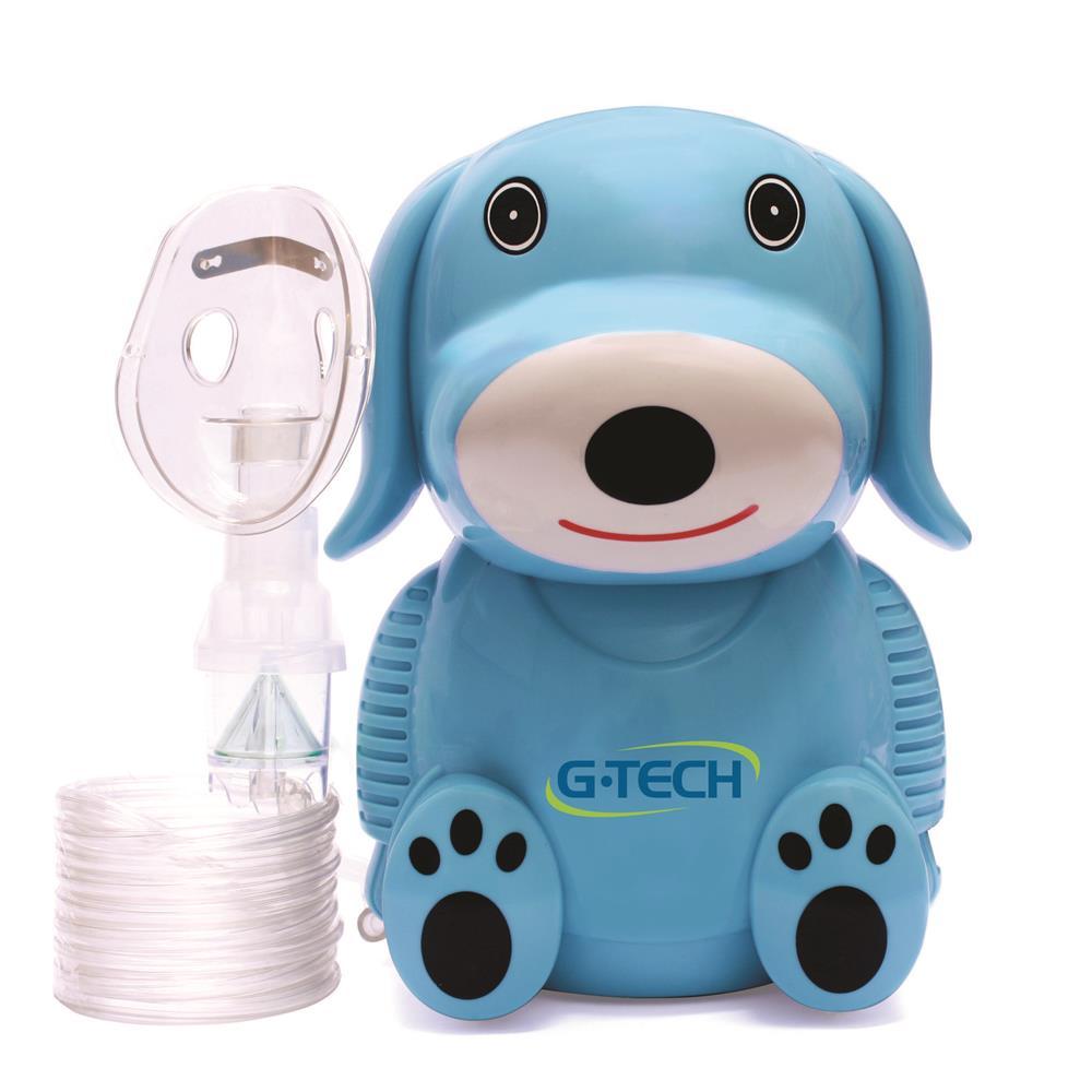 Nebulizador Mod. NebDog Azul - G-TECH