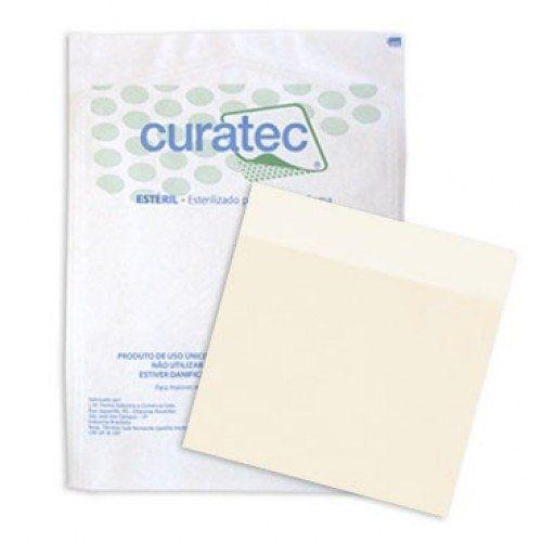 Hidrocolóide Plus Extra Fino 10 cm x 10 cm - CURATEC