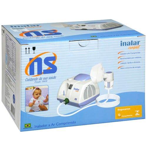 Nebulizador Inalar Compact - NS