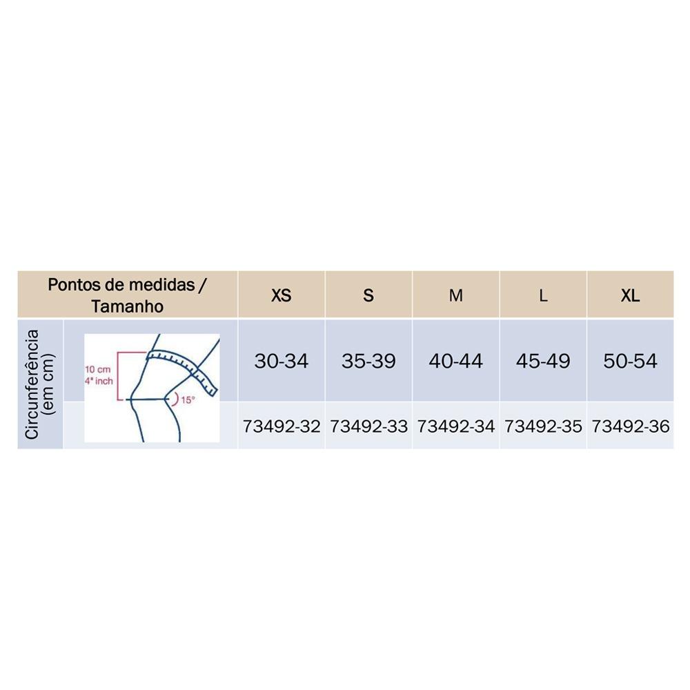 Estabilizador de Joelho Actimove® Genu Step - Médio 40-44cm - BSN MEDICAL