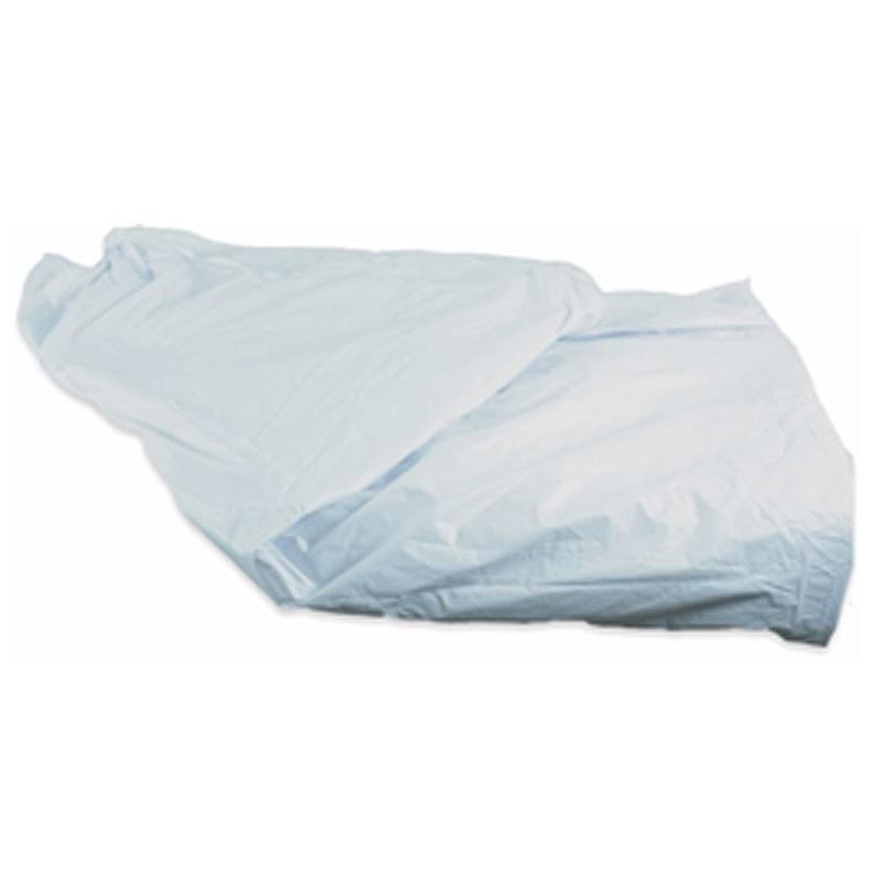 Capa de PVC Siliconado Branco c/ Zíper - JB