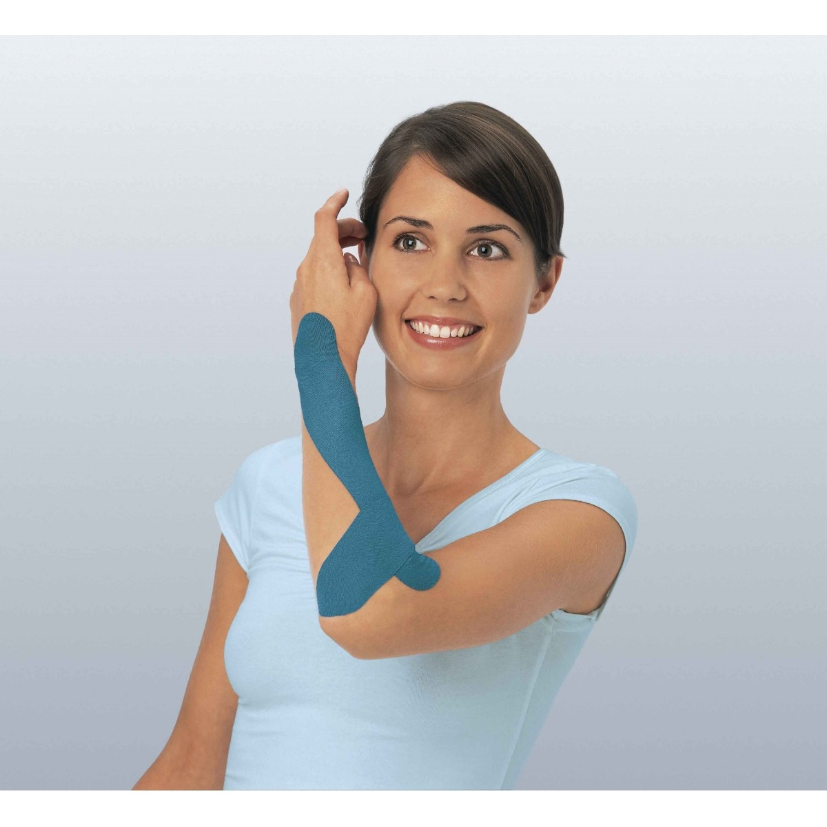 Fita de Kinésio Leukotape 5 cm x 5 m (Azul) -  BSN Medical