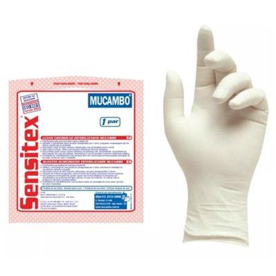 Luva Cirúrgica Estéril Sensitex 7,5 - MUCAMBO