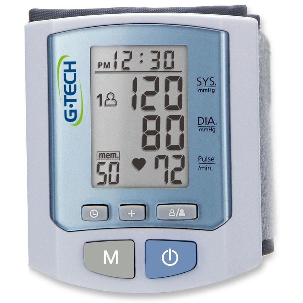 Aparelho de Pressão Digital de Pulso RW450 - G-TECH