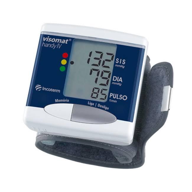 Medidor de Pressão Digital  Visomat Pulso - INCOTERM