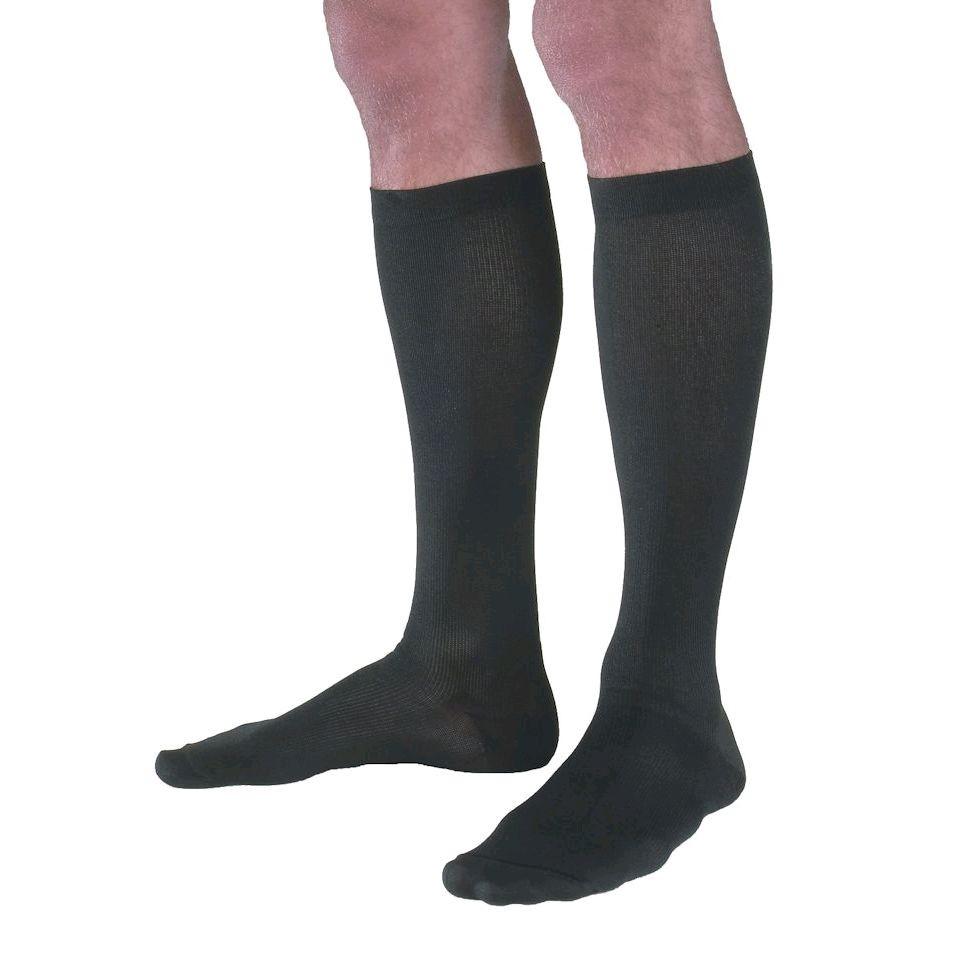 Meia de Compressão Jobst Formen Masculino 20-30mmHg 3/4 G (Ponteira fechada Preta) - BSN MEDICAL