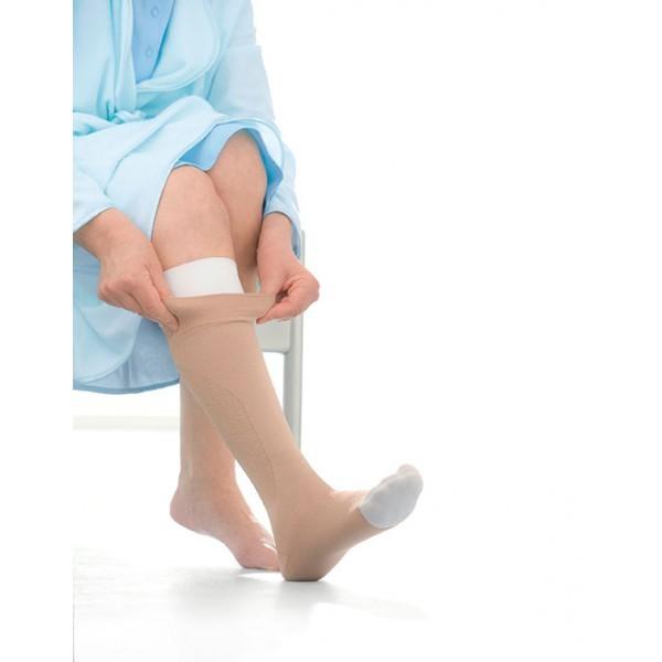 Meia de Compressão Jobst Ulcercare 40mmgh Panturrilha 2XG (S/ Zíper) - BSN MEDICAL