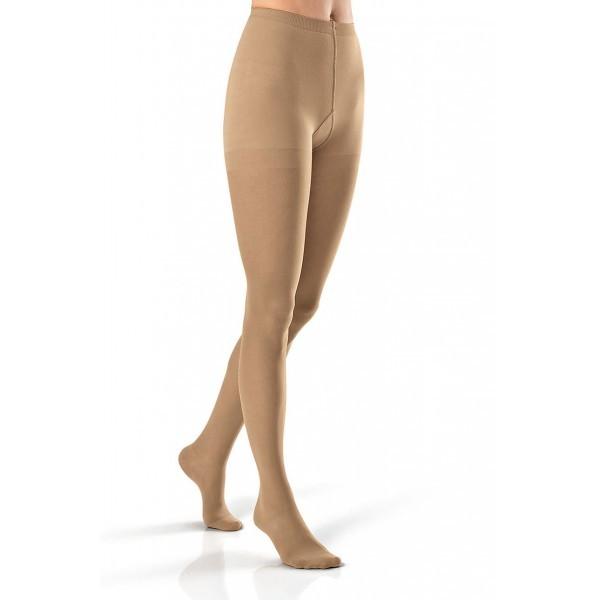 Meias de Compressão Jobst Ultrasheer 15 - 20 Meia Calça M (Ponteira Fechada - Natural) - BSN MEDICAL
