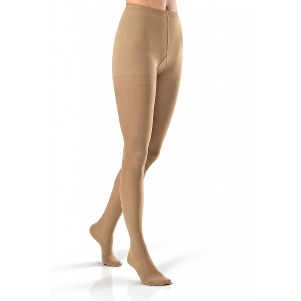 Meias de Compressão Jobst Ultrasheer 15 - 20 Meia Calça P (Ponteira Fechada - Natural) - BSN MEDICAL