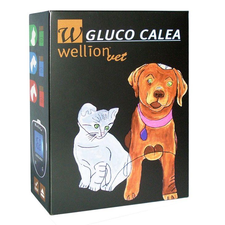 Monitor de Glicemia Animal C/ Acessórios - ON CALL PLUS