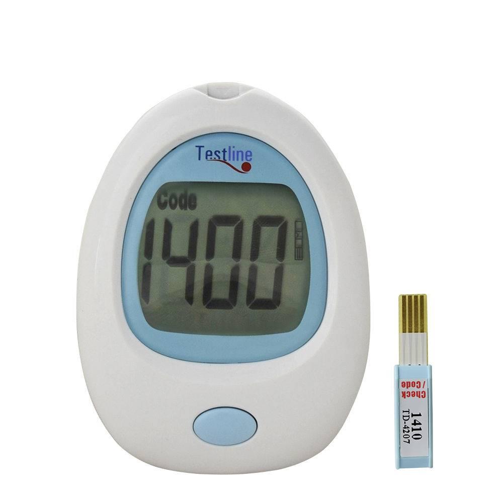 Monitor de Glicose  - TESTLINE