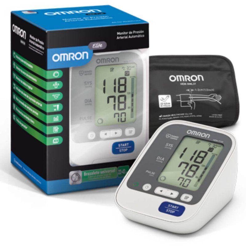 Monitor de Pressão Arterial Automático de Braço (HEM - 7130) - OMRON
