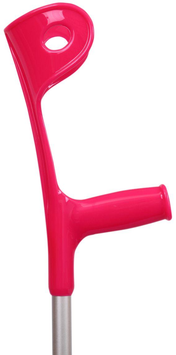 Muleta Canadense Fixa 110 Kg Rosa Pink (Unidade) - SEQUENCIAL