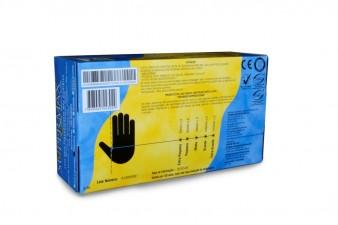 Luva de Procedimento Látex Tamanho P Caixa C/ 10 Cartuchos - SUPERMAX