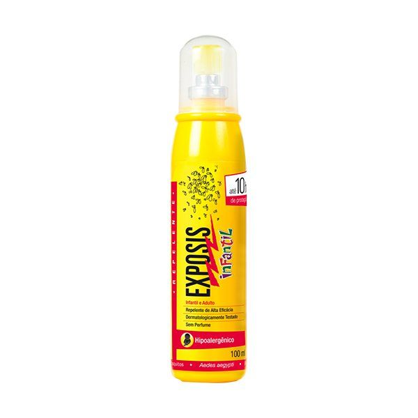 Repelente Infantil Spray 100ml - EXPOSIS