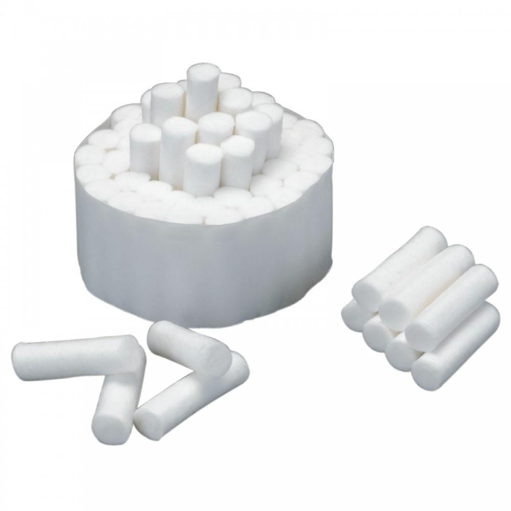 Rolete Dental Algodão Pacote c/100 Unidades - SSPLUS