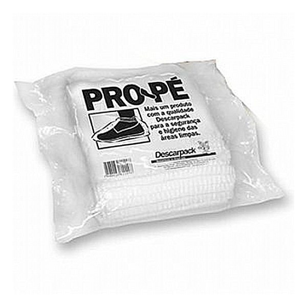 PROPE DESCARTAVEL PCT C/100 UND DESCARPACK