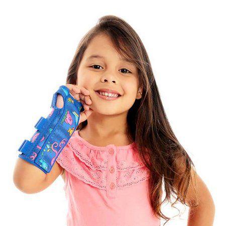 Tala P/ Punho C/ Dedos Livres Kids (Bilateral) Tamanho 1 - CHANTAL