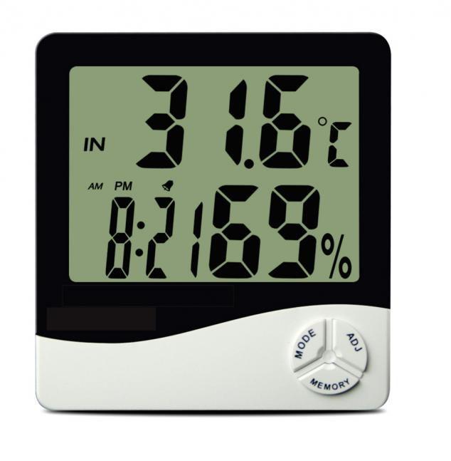 Termo-Higrômetro Digital TH50  - INCOTERM