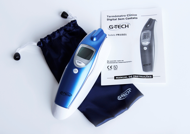 Termômetro Digital de Testa S/ Contato - G-TECH