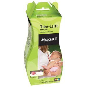Tira-Leite Materno (Amarelo) - MERCUR