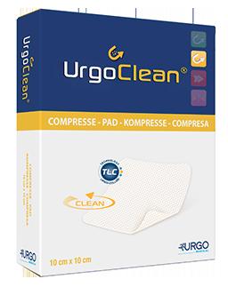 Urgo Clean Pad 10 cm X 10 cm - LM FARMA