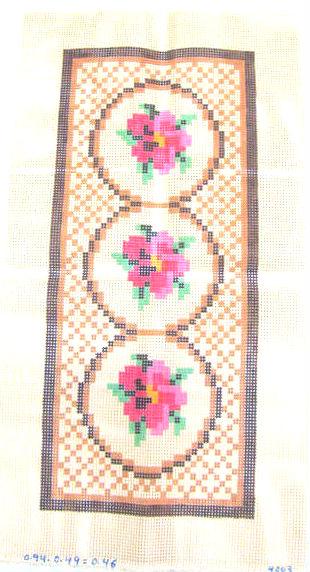 Tela Tapete Floral 8  - Conceição Spinola Tapeçaria