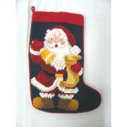 Bota Papai Noel com Pergaminho